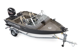Fishing Boats - DLX Series - Holiday DLX WS (2017)