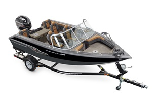 Fishing Boats - Platinum SE Series - Platinum SE 176 (2017)