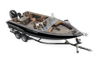 Fishing Boats - Platinum SE Series - Platinum SE 227 (2017)